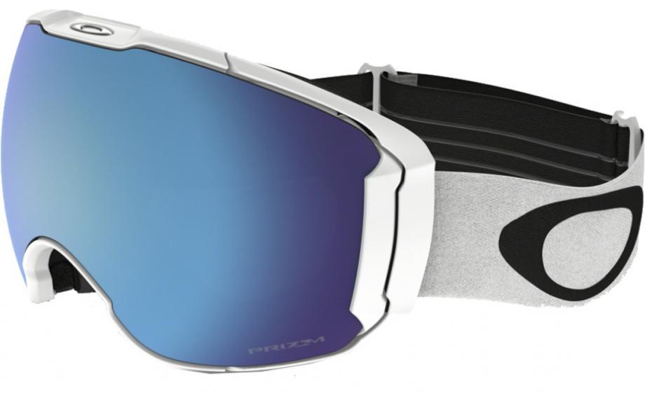 3aa336174377 Oakley Airbrake XL OO7071-10 Goggles - Gratis frakt