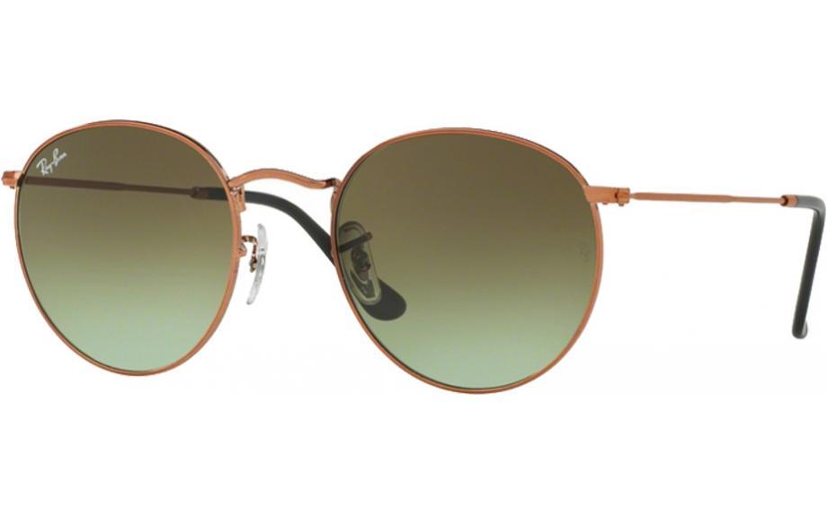 ray ban solbriller round metal