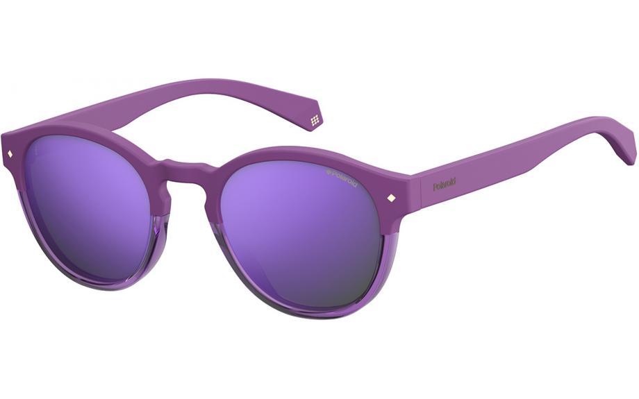 65c911dcfb99 Polaroid PLD 6042 S B3V MF 49 Sunglasses - Free Shipping