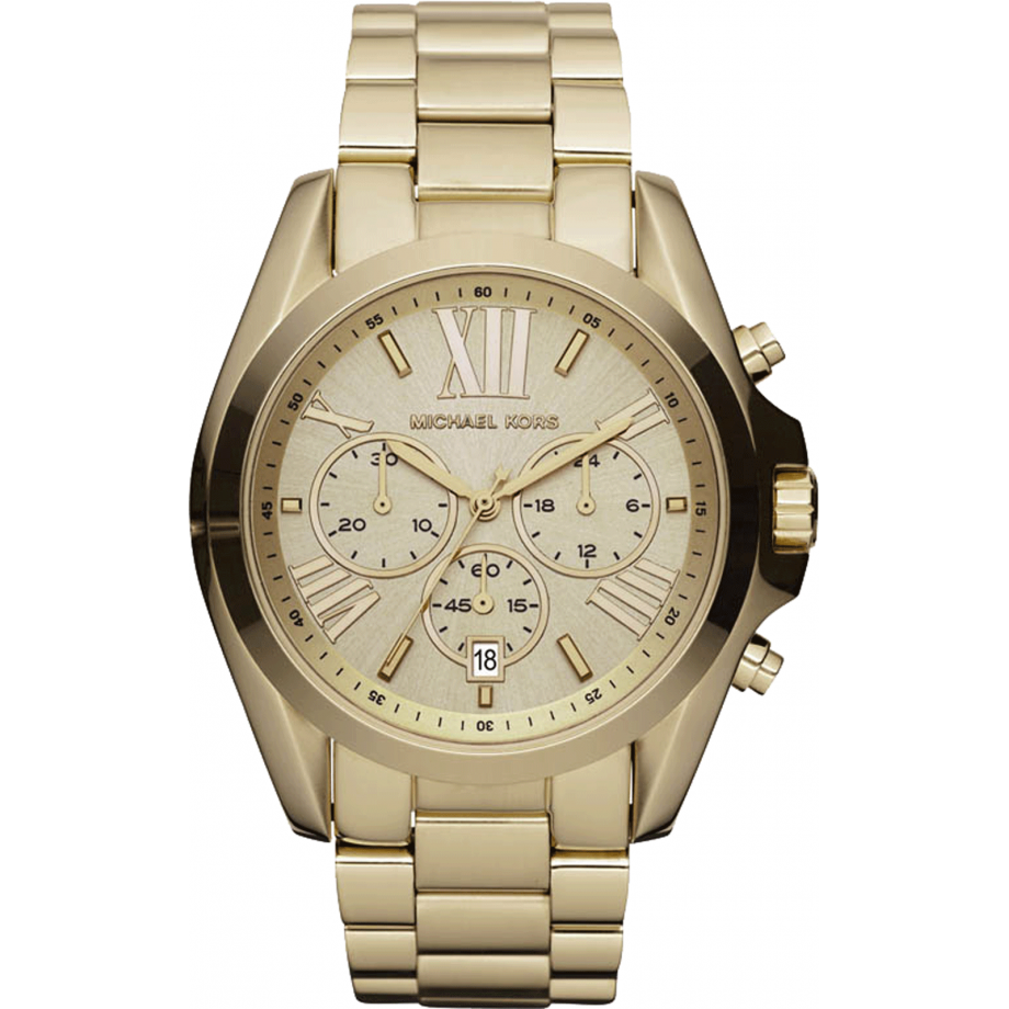 2a70fcdd6 Michael Kors Bradshaw Chronograph Watch